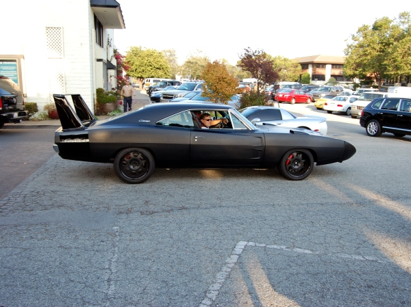 BLACK_Dodge_Charger_Daytona_3_by_Partywave