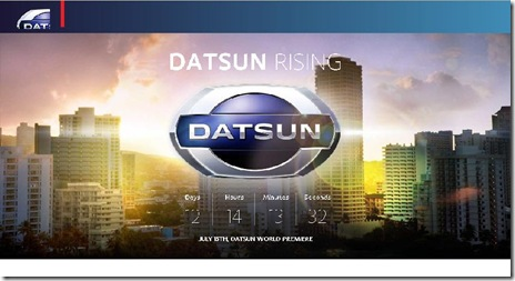 datsun website