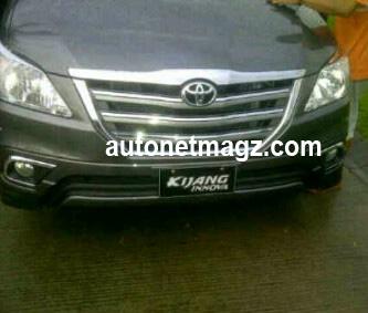 Toyota [Grand] Kijang Innova baru, bakal launch di IIMS 2013