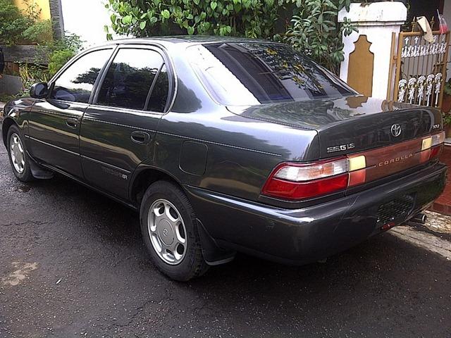 Toyota Great Corolla, Motuba favorit buat keluarga muda atau anak