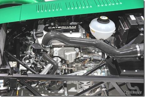 Caterham Seven 165 Prototype Live in Frankfurt Motor Show 2013