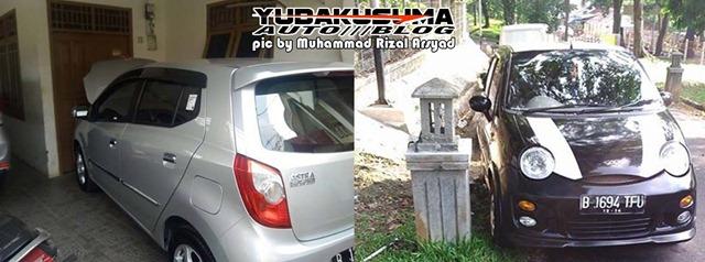 Perbandingan Toyota Agya Vs Chery Qq 1 1 Seberapa Menjualkah Agya Dengan Motuba City Car Lain Yudakusuma Com