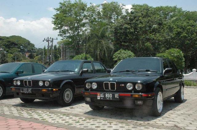 Mobil Bmw Catatan si Boy Mas Boy di Catatan si Boy