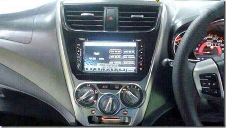 Perodua-Axia-small-car-spied-interior