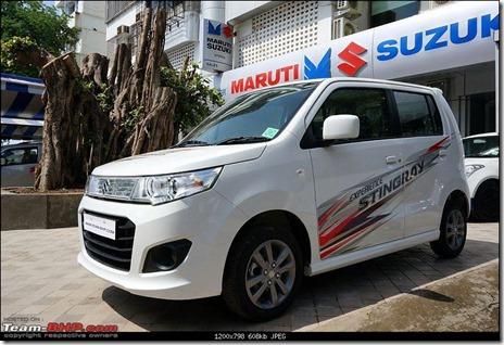 Maruti Stingray001