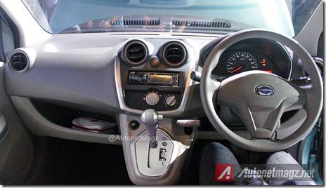 Datsun GO matic 2015