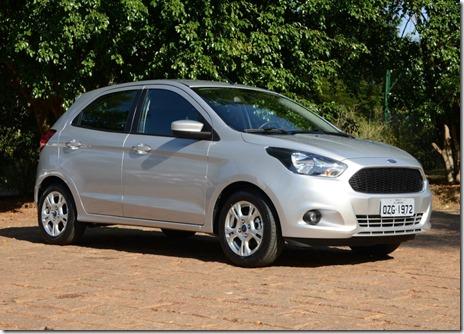 Ford Ka Brazil 01