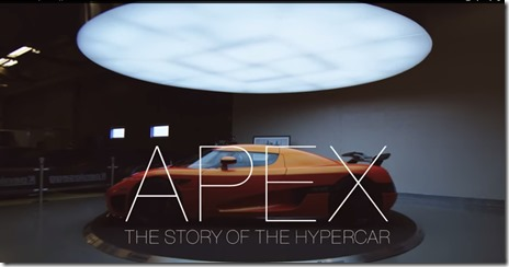 Apex The Story of Hypercar 01
