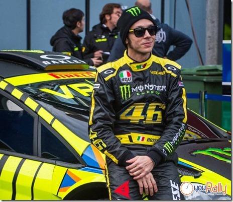 Valentino Rossi Monza Rally Show 2014 01