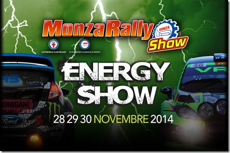 Monza Rally Show 2014 01