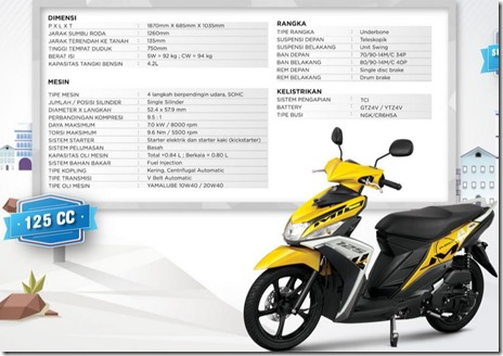 Spesifikasi Yamaha Mio M3 Blue Core 2015 02