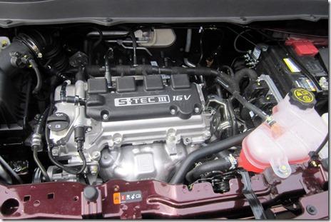 Mesin Chevrolet Spin Activ 1.5  01