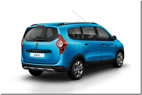 Renault Lodgy Stepway launching in india 03a