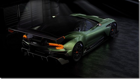 Aston Martin Vulcan Has Revealed 01