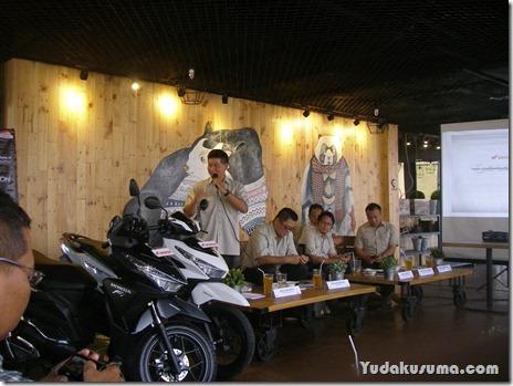 Launching Honda Vario 150 Yogyakarta