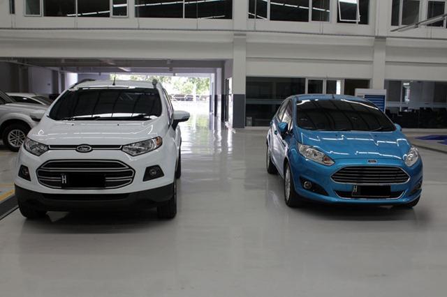 Ford Ecosport Akan Cuci Muka Tahun  Dengan Grill Besar Akankah Mirip Ford Edge