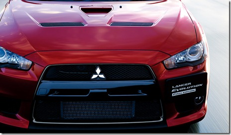 mitsubishi lancer evo x final edition 01