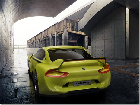 bmw 3.0 csl hommage concept released 05