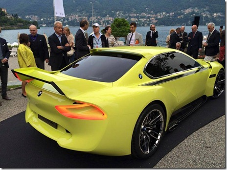 bmw 3.0 csl hommage concept released 07