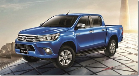 launching all new toyota hilux revo 2016 01