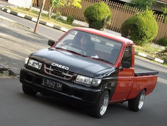 5700 Koleksi Gambar Modifikasi Mobil Pick Up Panther Gratis