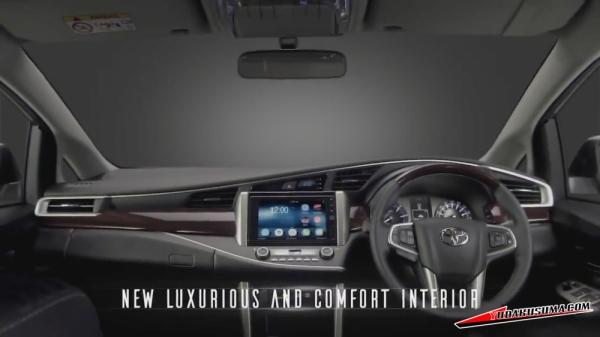 ... Toyota All New Kijang Innova, Banjir Fitur! Tak Seperti Innova