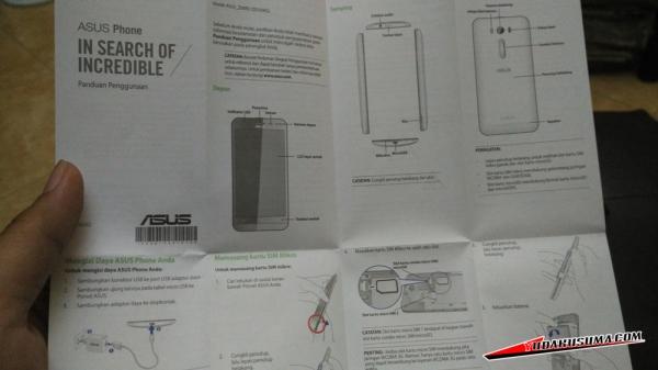 unboxing-asus-zenfone-2-laser-ze500kg-buka-buku-panduan