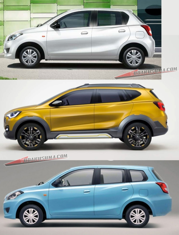 perbandingan-datsun-go-cross-vs-hatchback-vs-go-plus-panca